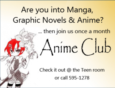 Meet Once a Month for an Anime Marathon