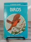 A Golden Guide - Birds