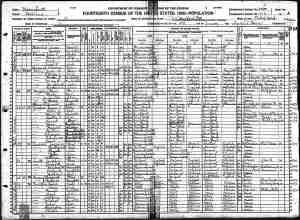 CensusRecord