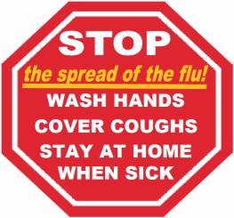 stop flu