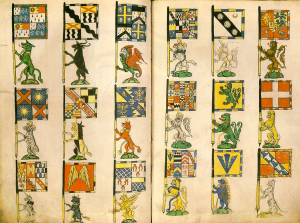 Heraldic_Banners_of_the_Knights_of_the_Garter_mid-16th_Century