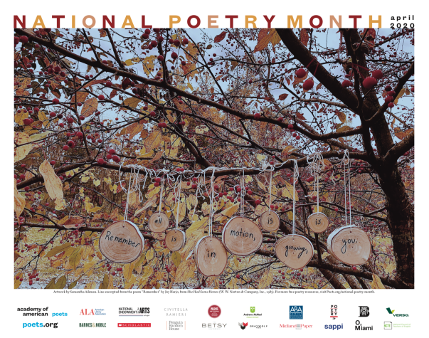 nat poetry month