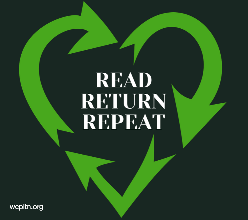 Read Return Repeat wcpltn