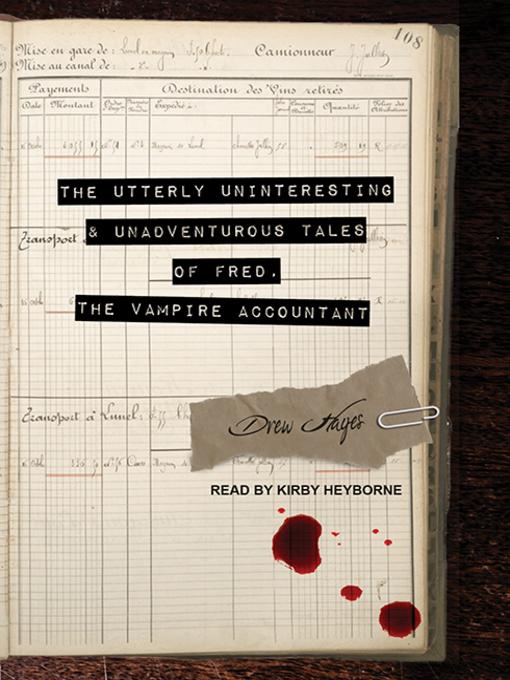 fred vampire accountant